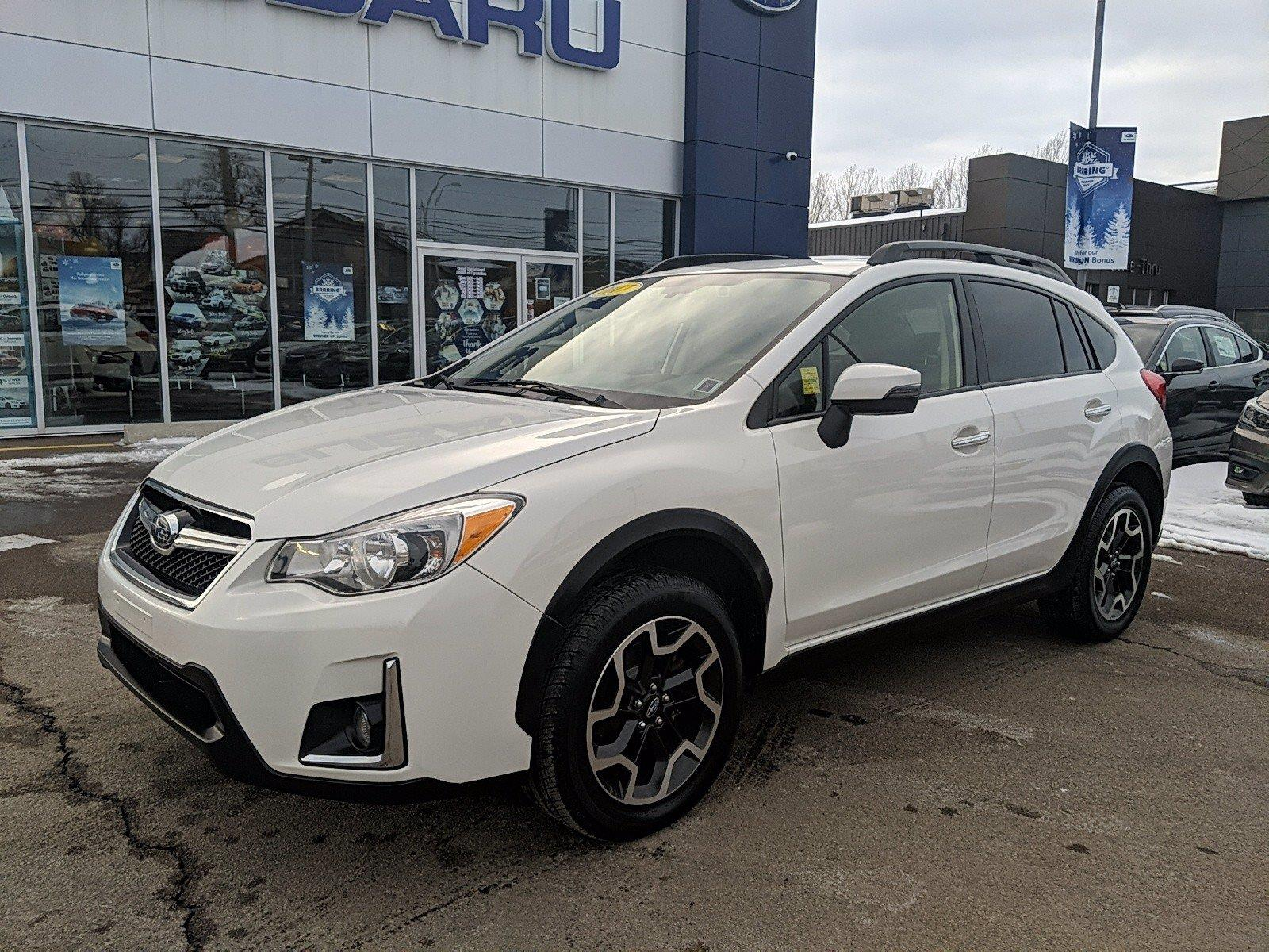 2017 Subaru Crosstrek Limited - 50,204km