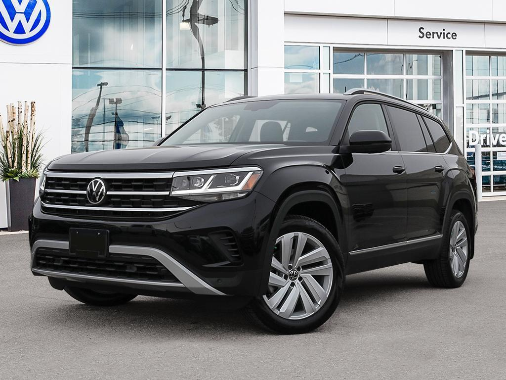 2021 Volkswagen Atlas 3.6 FSI Highline - 90km