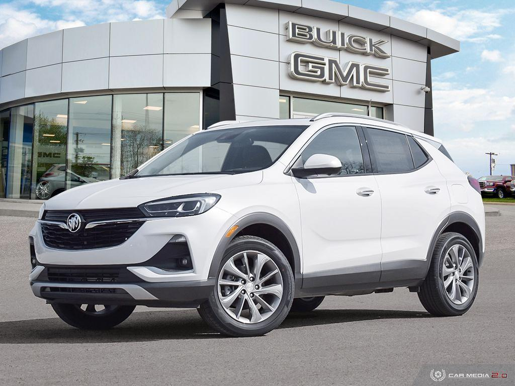 2021 Buick Encore GX Essence - 12km