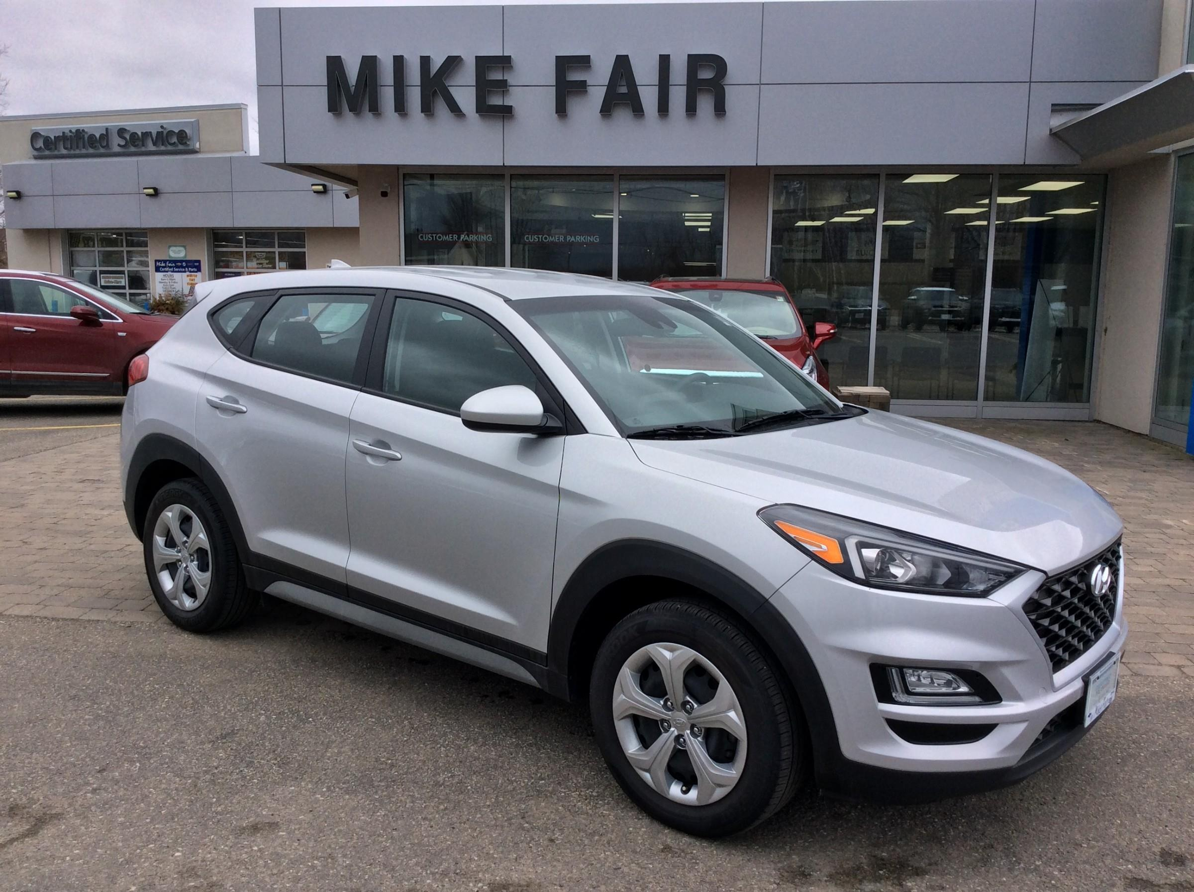 2019 Hyundai Tucson Essential w/Safety Package - 30,470km