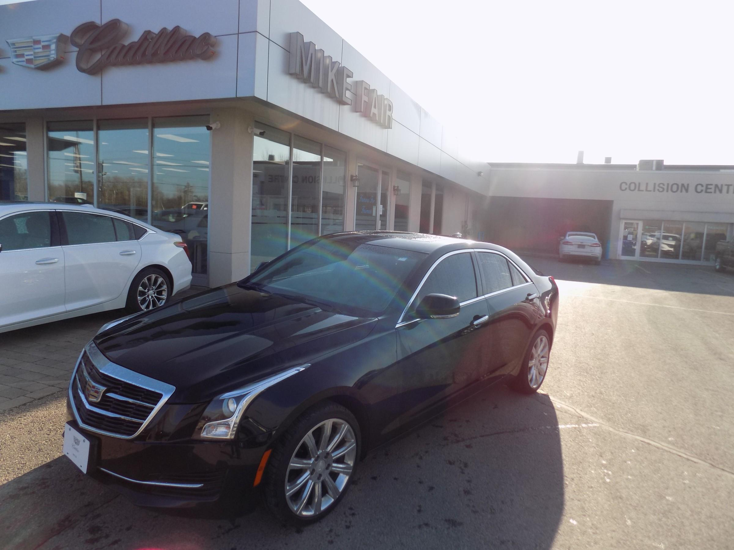 2017 Cadillac ATS 2.0L Turbo Luxury - 66,433km