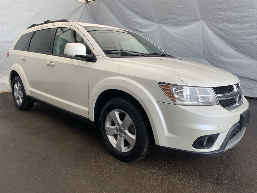 2012 Dodge Journey SXT & Crew - 126,556km