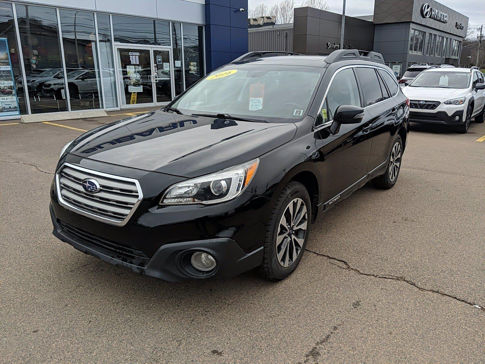 2016 Subaru Outback 2.5i Limited Package - 129,859km