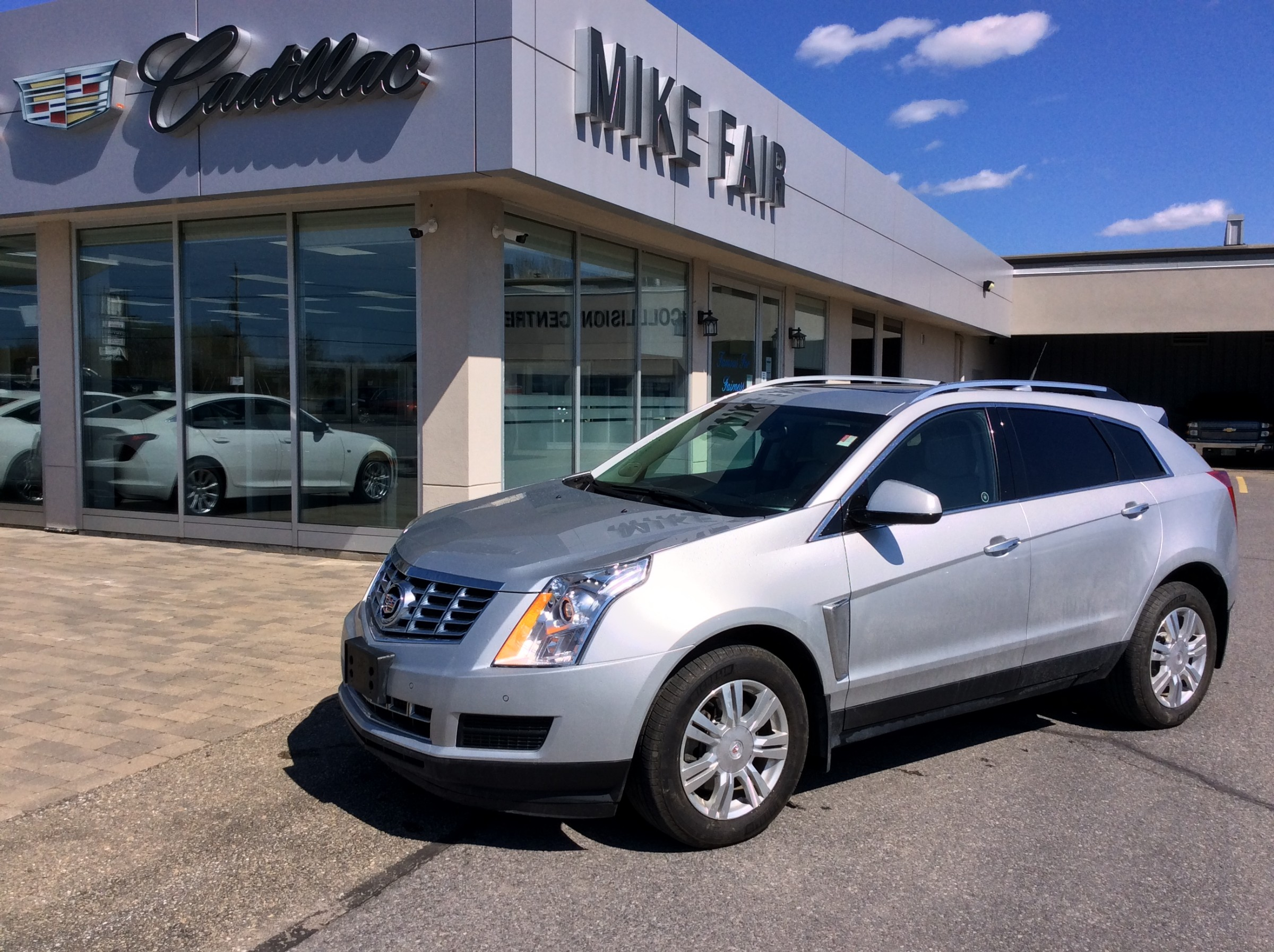 2014 Cadillac SRX Luxury - 39,514km