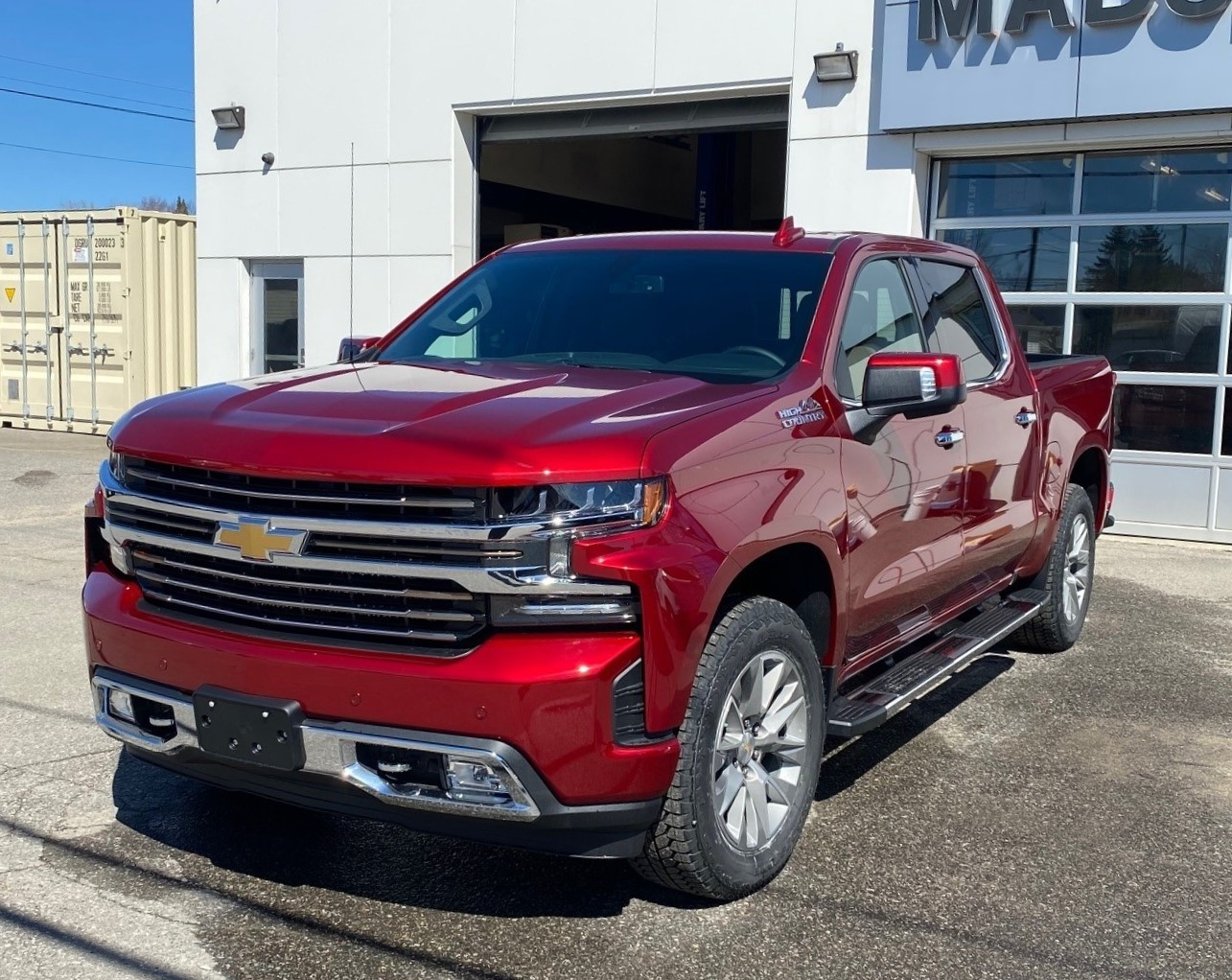 2021 Chevrolet Silverado 1500 High Country - 12km
