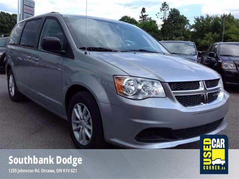 2018 Dodge Grand Caravan CVP/SXT - 44,200km