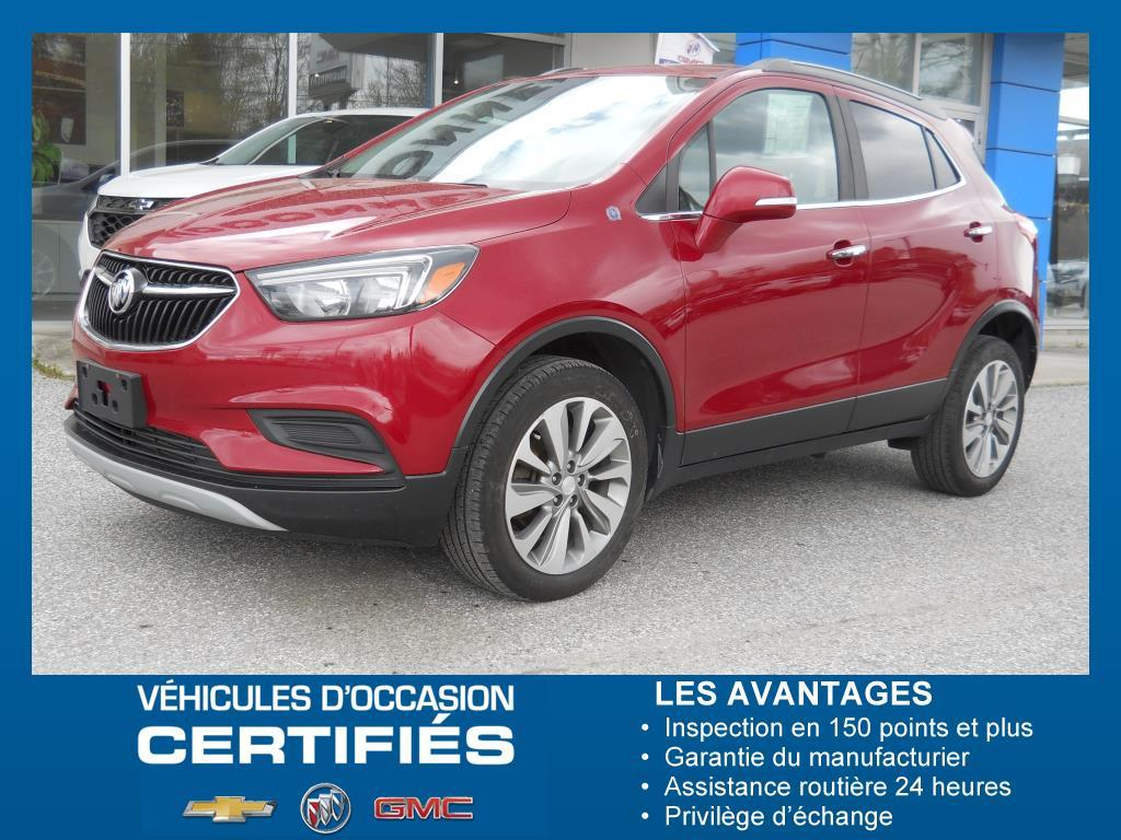 2017 Buick Encore Preferred - 67,527km