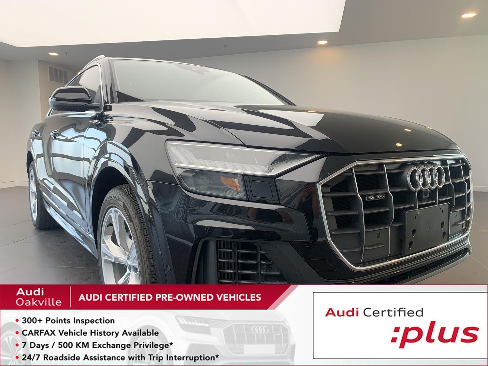 2019 Audi Q8 3.0T quattro Technik AWD