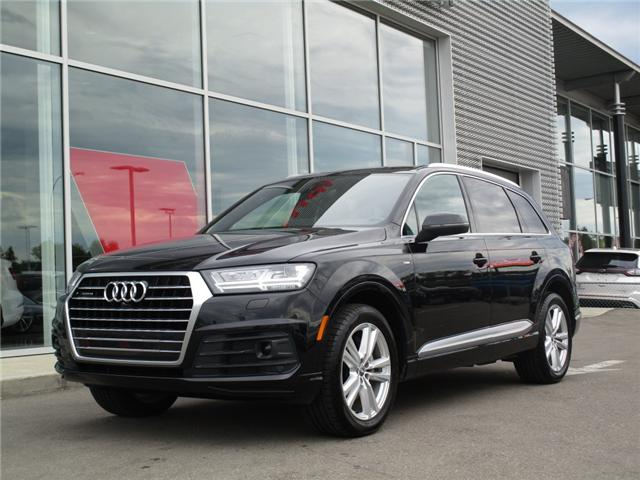 2017 Audi Q7 3.0T Technik (Stk: 1804681) in Regina - Image 1 of 32