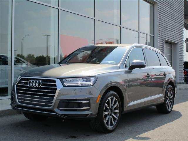2017 Audi Q7 3.0T Technik (Stk: 1805971) in Regina - Image 1 of 33