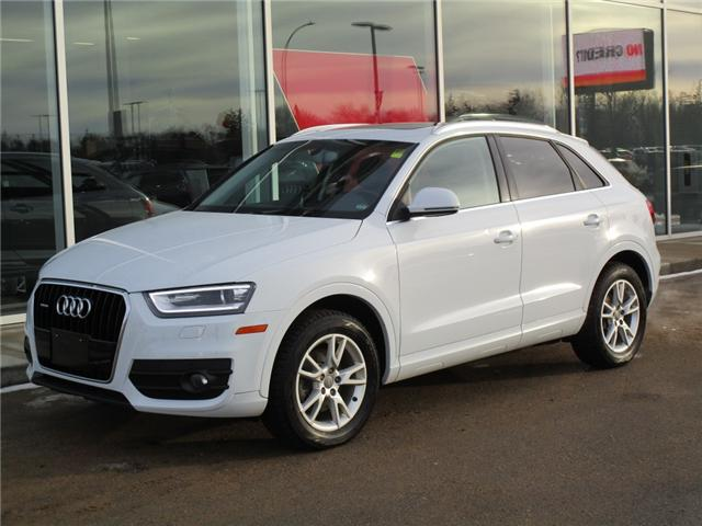 2015 Audi Q3 2.0T Technik (Stk: 1805881) in Regina - Image 1 of 29