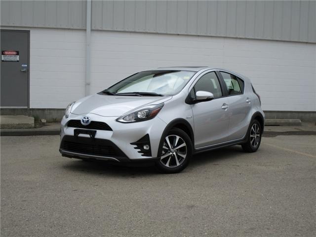 2018 Toyota Prius C Technology (Stk: 181238) in Regina - Image 1 of 48