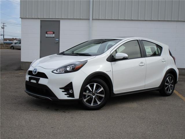 2018 Toyota Prius C Technology (Stk: 181254) in Regina - Image 1 of 33