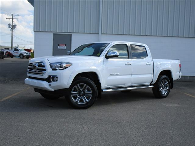 2018 Toyota Tacoma Limited (Stk: 183529) in Regina - Image 1 of 40