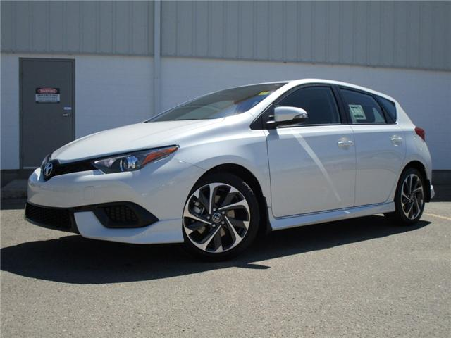2018 Toyota Corolla iM Base (Stk: 181268) in Regina - Image 1 of 34