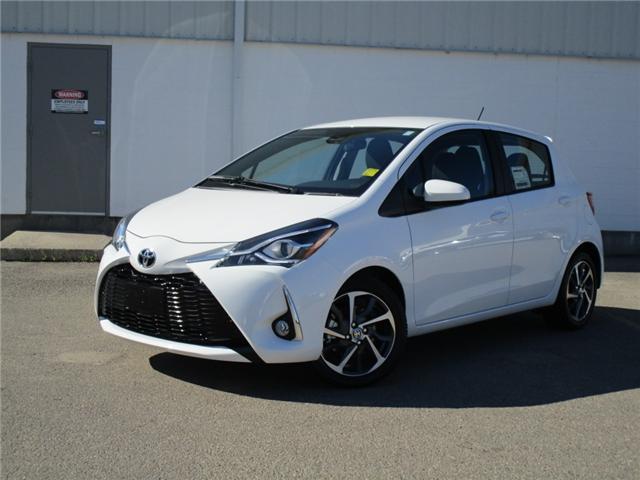 2018 Toyota Yaris SE (Stk: 181274) in Regina - Image 1 of 39