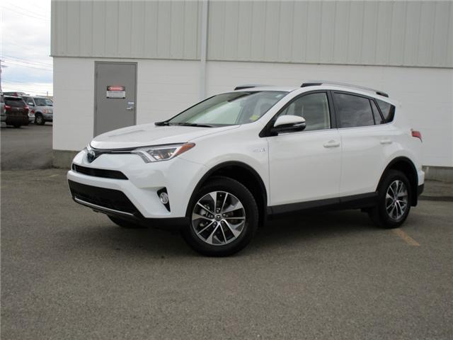 2018 Toyota RAV4 Hybrid LE+ (Stk: 183618) in Regina - Image 1 of 38