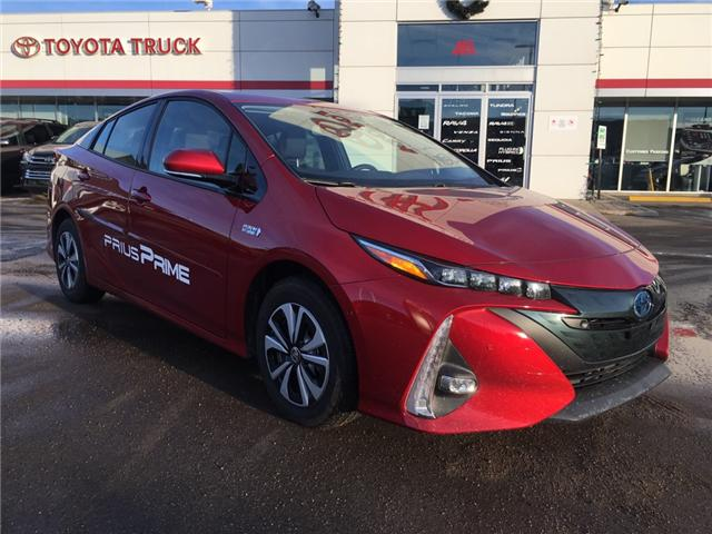 2018 Toyota Prius Prime Technology (Stk: 181293) in Regina - Image 1 of 22