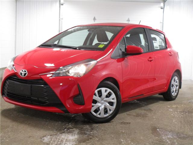 2018 Toyota Yaris LE (Stk: 181294) in Regina - Image 1 of 24