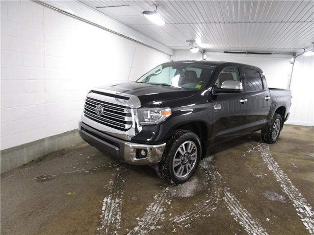 2019 Toyota Tundra 1794 Edition Package (Stk: 193057) in Regina - Image 1 of 31