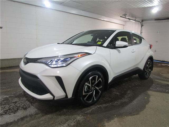 2021 Toyota C-HR XLE Premium (Stk: 213180) in Regina - Image 1 of 23