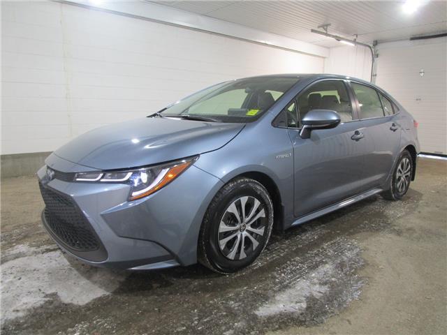 2021 Toyota Corolla Hybrid Base (Stk: 211005) in Regina - Image 1 of 25