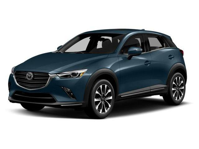 2019 Mazda CX-3 GS (Stk: N4103) in Calgary - Image 1 of 3