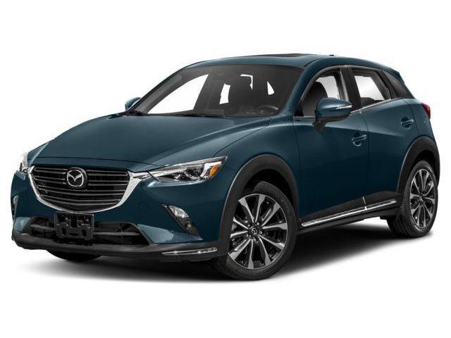 2019 Mazda CX-3 GT (Stk: N4281) in Calgary - Image 1 of 9