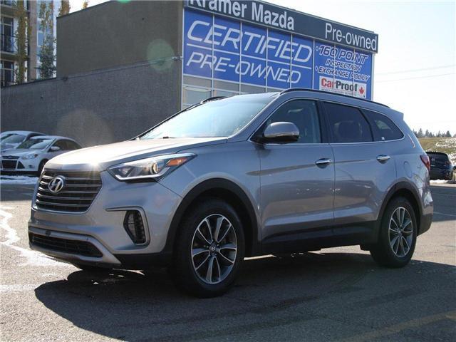2017 Hyundai Santa Fe XL Limited (Stk: K7699) in Calgary - Image 1 of 22