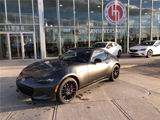 2018 Mazda MX-5 RF GT (Stk: N3418) in Calgary - Image 1 of 4