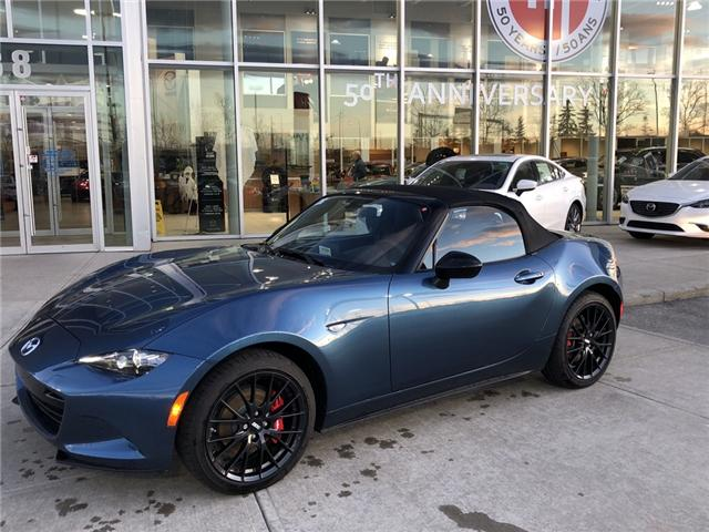 2018 Mazda MX-5  (Stk: N3576) in Calgary - Image 1 of 4
