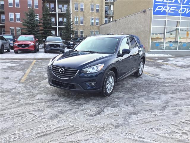 2016 Mazda CX-5 GS (Stk: K7406) in Calgary - Image 1 of 24