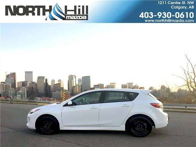 2013 Mazda Mazda3 GS-SKY (Stk: NT2847) in Calgary - Image 1 of 30