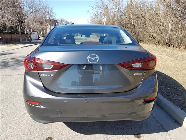 2017 Mazda Mazda3 GS (Stk: N2776) in Calgary - Image 21 of 22