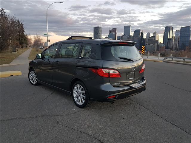 2017 Mazda Mazda5 GT (Stk: N2850) in Calgary - Image 2 of 30