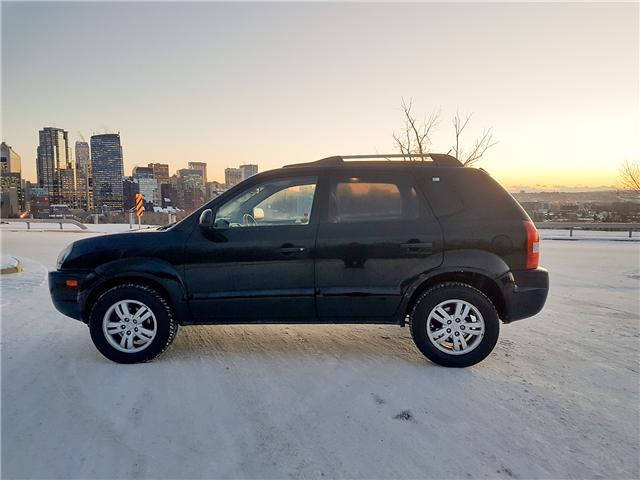 2007 Hyundai Tucson GLS (Stk: NT2848) in Calgary - Image 1 of 9