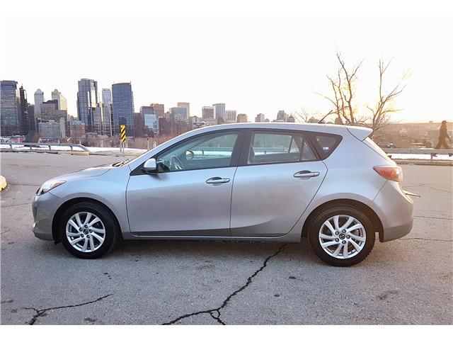 2013 Mazda Mazda3 GX (Stk: NT2856) in Calgary - Image 1 of 28