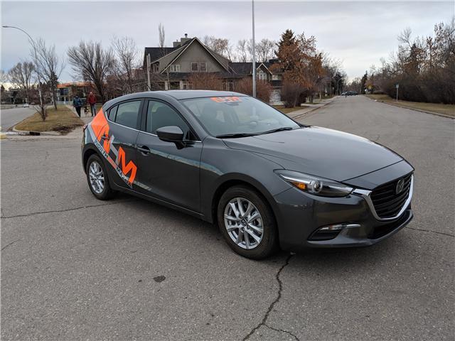 2018 Mazda Mazda3 GS (Stk: N2812) in Calgary - Image 4 of 30