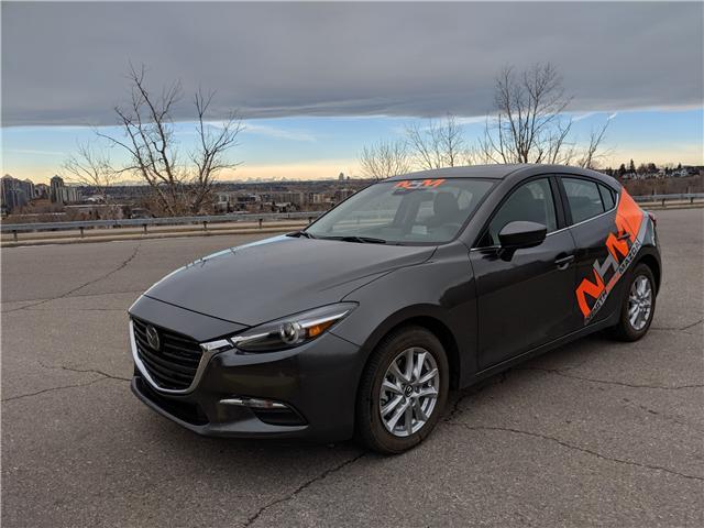 2018 Mazda Mazda3 GS (Stk: N2812) in Calgary - Image 5 of 30