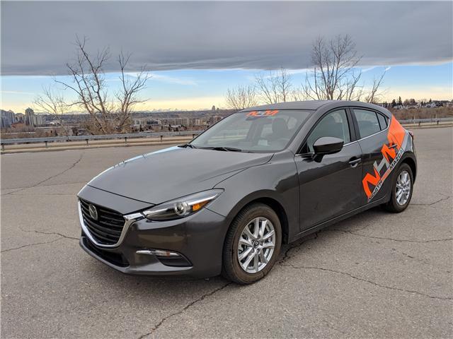 2018 Mazda Mazda3 GS (Stk: N2812) in Calgary - Image 6 of 30