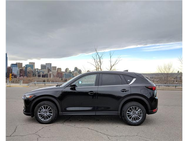 2018 Mazda CX-5 GS (Stk: N2862) in Calgary - Image 1 of 29