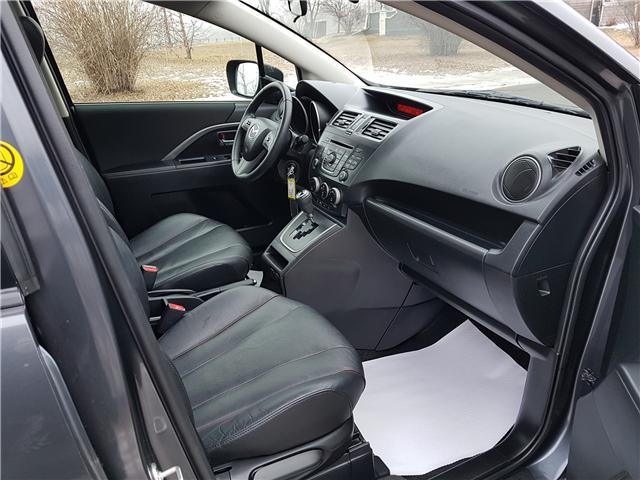 2017 Mazda 5 GT (Stk: N2877) in Calgary - Image 22 of 23