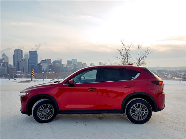 2018 Mazda CX-5 GS (Stk: N2887) in Calgary - Image 1 of 28