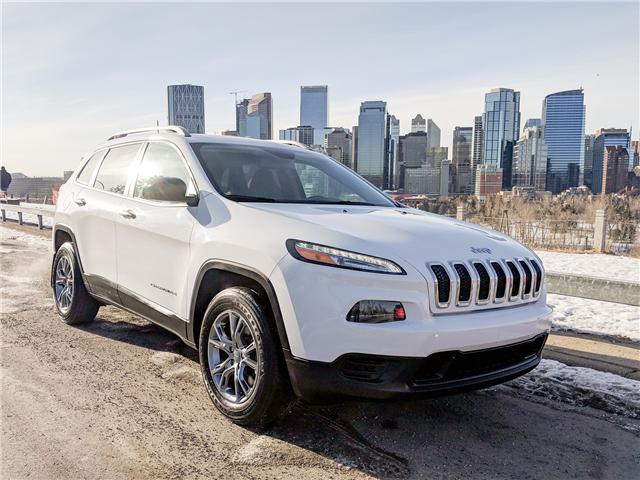 2016 Jeep Cherokee Sport (Stk: N2907) in Calgary - Image 1 of 26
