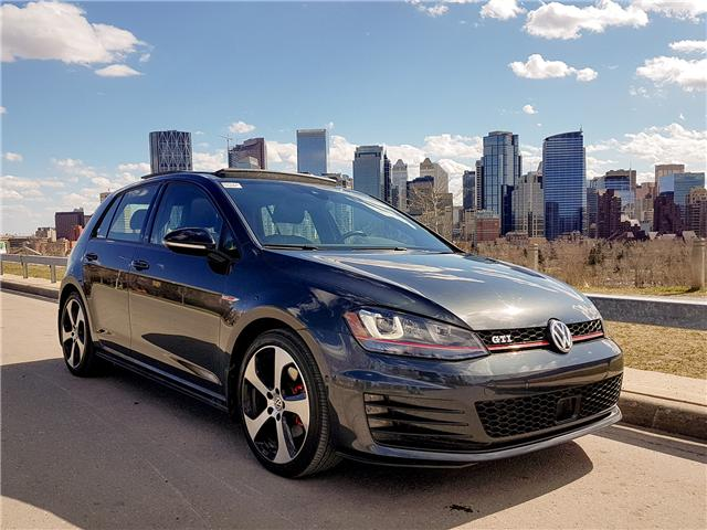 2017 Volkswagen Golf GTI 5-Door Autobahn (Stk: N2919) in Calgary - Image 1 of 28