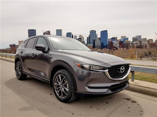 2017 Mazda CX-5 GS (Stk: NT2910) in Calgary - Image 1 of 29