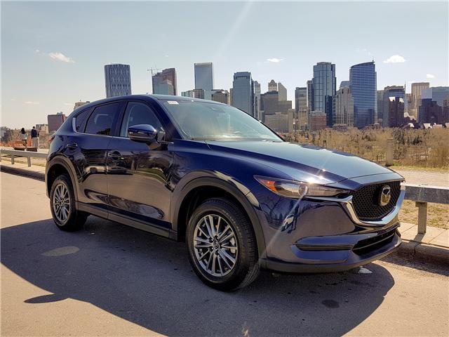 2018 Mazda CX-5 GX JM3KFBBL6J0357959 N2859 in Calgary