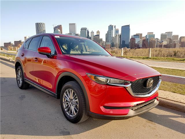 2018 Mazda CX-5 GS (Stk: N2925) in Calgary - Image 1 of 25