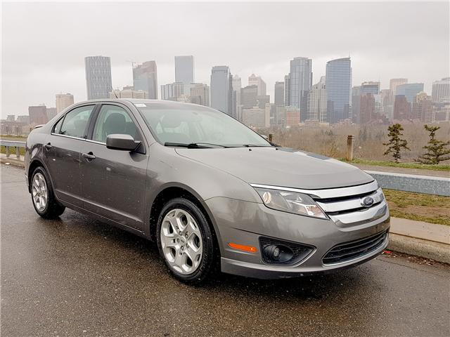 2010 Ford Fusion SE (Stk: N2938) in Calgary - Image 1 of 30