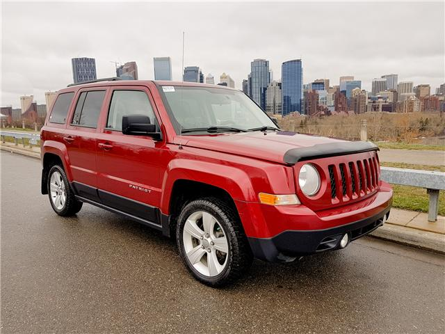 2014 Jeep Patriot Sport/North (Stk: N2939) in Calgary - Image 1 of 29